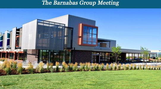 February 21, 2019 The Barnabas Group Meeting